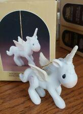Precious Moments Ornament Unicorn #E-2371 Valuable No Mark