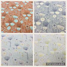 Tessuti e stoffe Floreale per hobby creativi fodera , Materiale 100 % Cotone