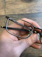 Oakley Eyeglasses Barrelhouse OX3173-0252 Pewter Frame 52mm G13