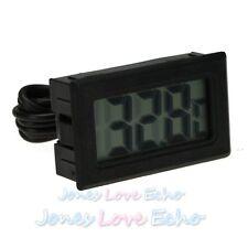 Mini Indoor Car Home LCD Digital Display Room Temperature Meter Thermometer US