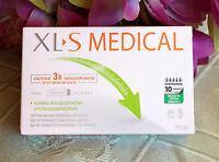 XLS Medical Fat Binder Weight Loss Aid,  60 Tablets. FREE SHIPPING! EXP 2020.