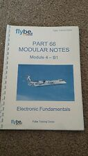 B1 Licence Module 4 Electronics study book Flybe