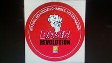 60.00 Recarga Boss Revolution  1 Free dollar new clients