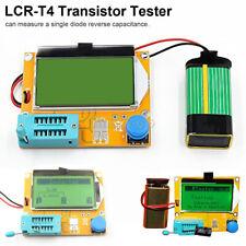 LCR-T4 Transistor Tester Mega328 Diode Triode Capacitance ESR Meter MOS PNP/NPN