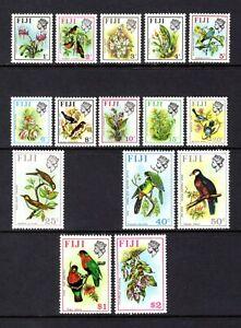 FIJI 1971 BIRDS sg435-450 SUPERB MNH SET (missing 30c value) NOT CAT BY ME