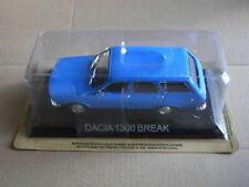 DIE CAST DACIA 1300 BREAK 1/43 DeAgostini 1:43 legendary cars