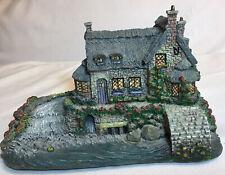 "Hawthorne ""Millers Cottage� Thomas Kinkade's Enchanted Cottage Coll 1995"