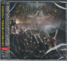 MINISTRY-FROM BEER TO ETERNITY-JAPAN CD BONUS TRACK F30