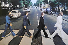 BEATLES, ABBEY ROAD POSTER (C11)