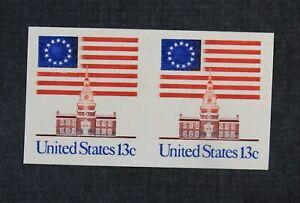 CKStamps: US Error EFO Freaky Stamps Collection Mint NH OG Imperf