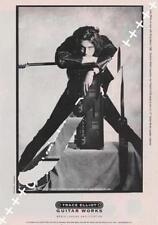 Dominic Miller Sting UK Guitarist Trade Press advert OBLIQUE
