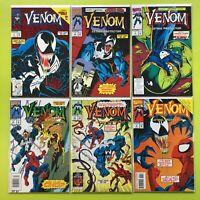 Venom Lethal Protector #1 2 3 4 5 6 (1993)  Marvel NM 9.4