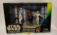 Star Wars The Power of the Force Death Star Escape Kenner