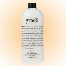 Pure Grace Perfumed Conditioner Super-Sized 32 OZ. Hydrate & Protects Hair NEW