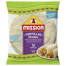 Mission Original Burrito 12 Tortillas 576g