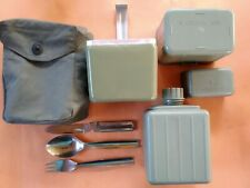 Original Yugoslavian Army Mess Kit Army Military JNA