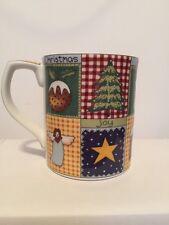 Royal Doulton Fine China ~ Christmas Coffee/Tea Mug/Cup ~ *RARE* Circa 1999