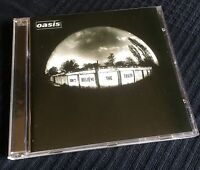 OASIS cd DON'T BELIVE THE TRUTH Liam Noel Gallagher brit pop