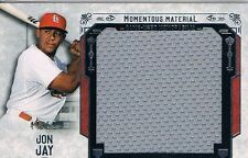 2015 Topps Museum Collection Momentous Material Jumbo Relics Jon Jay