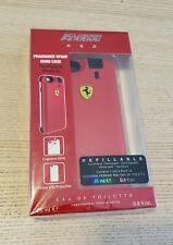 Scuderia Ferrari Red Fragrance Spray Hard Case for Iphone 6 & 6S 25ml Refillable
