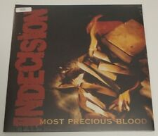 Indecision Most precious blood LP new sealed hardcore Buried Alive Snapcase