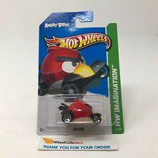 Red Bird #47 * Angry Birds * 2012 Hot Wheels * G23