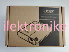 New Acer C200 WVGA LED Projector 200 LM Black
