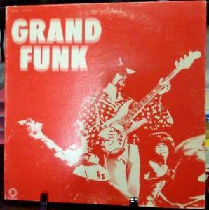 THE GRAND FUNK RAILROAD Grand Funk GateFold Album Released 1969 Vinyl USA