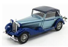 1:43 Kess 1931 Alfa Romeo 6C 17 GTC Castagna BiColor blue KE43000301