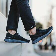 NEW Nike Epic React Flyknit 2 Black Anthracite BQ8928-001