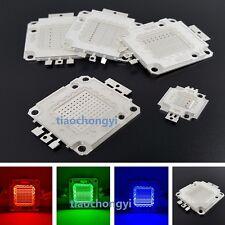 10W 20W 50W 100W RGB alta potencia a todo color LED Lámpara Spotlight COB LED Hazlo tú mismo