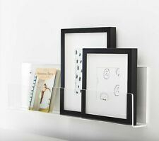 Pottery Barn Kids Acrylic Wall Shelf Retail $79