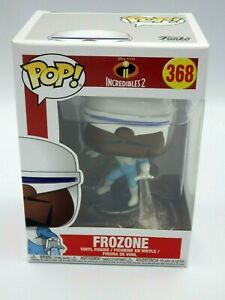FIGURINE FUNKO POP figure Disney Pixar n° 368 FROZONE INCREDIBLES 2