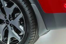 OEM 2017 2018 Kia Sportage SPLASH GUARDS MUD FLAPS 4pc Factory MUD GUARD Set