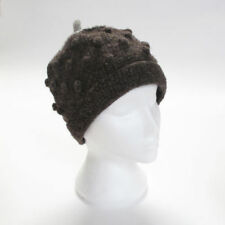 Cappelli da donna berretti grigi Materiale 100 % Lana