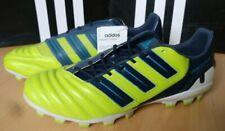 Adidas adipower Predator TRX AG UK 10,5 Gr. 45 gelb Leder Fußballschuhe men NEU