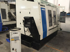 HURCO VMX42 MILL 12k SPINDLE CNC VMC 10/2010 LOW HOURS 3D MACHINING CENTER haas