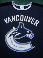 VANCOUVER CANUCKS hockey LARGE T-SHIRT