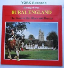 BAND OF THE BLUES & ROYALS - Rural England - Ex LP Record Music Masters MM 0636