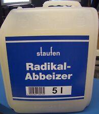 (€10,00/L) Staufen Radikalabbeizer 2K Abbeizer Farbabbeizer Farbenferner 5L