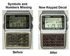 Accessory for: Casio Database DBC 610 Self-Adhesive Vinyl Keypad Image Decal