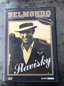 "DVD  "" Stavisky "" Collection Belmondo N°15"