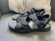 Nike AIR ACG Deschutz Size 10 Triple Black Worn Once