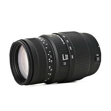 Sigma 70-300 mm f4-5.6 DG Macro Makro- und Zoomobjektiv für Nikon