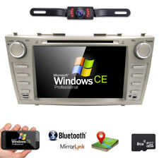 """8"""" In Dash For Toyota Camry 2007-2011 GPS Navigation Car Radio Stereo DVD Player"""