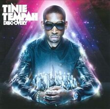 Disc-Overy by Tinie Tempah (CD, 2011 Capitol) Clean/Edited/Written in the Stars