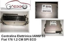 Centralina Elettronica Motore IAW 6F S3 Fiat 176 1.2 SPI ECU 7787317 61602.04903