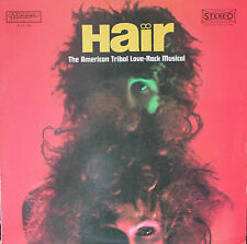 "Vinyle 33T The Graham Walker Sound  ""Hair - The tribal love-rock musical"""