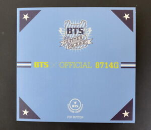BTS-2014 SUMMER PACKAGE PIN BUTTON