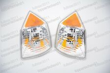 Front Corner Turn Signal Parking Light Lamps Pair for Jeep Compass 2007-2010